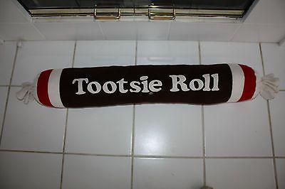 Giant Tootsie Roll Plush Pillow 43 Novelty Pillow Sweet Thang Unique Novelty Pillows Tootsie Roll Plush Pillows