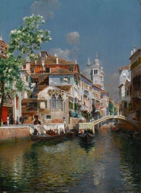 Epingle Par Sandrine Boudet Sur Art Venise Artiste Et Architecture