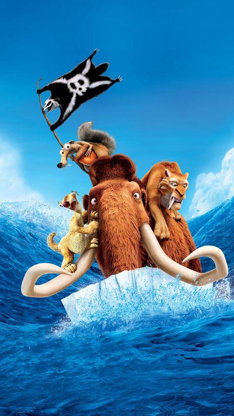 Ice Age: Continental Drift (2012) Phone Wallpaper   Moviemania