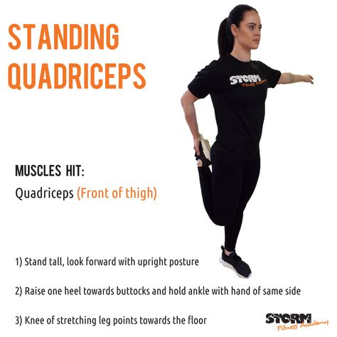 Dynamic Stretching With Images Dynamic Stretching Fitness Professional Fitness Instructor