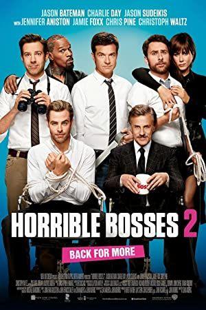 Boss 2 Full Movie Download 480p : movie, download, Horrible, Bosses, Hindi, (2014), Audio, 400Mb, BluRay, Bosses,, Movie,