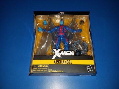 Exclusive by Hasbro X-MEN Marvel Legends Series 6-Inch Archangel Action Figure
