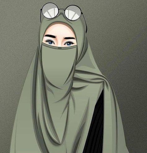 Gambar Kartun Muslimah Modern Bercadar Kumpulan Dp Bbm Terbaru Gambar Kartun Muslimahkartun Muslimah Modernanimasi Muslimah Bercad Gambar Gambar Kartun Kartun