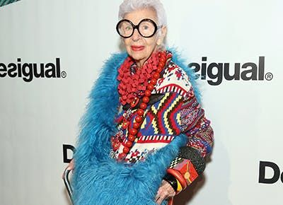 14 Fashionable Celebrities Over 60