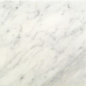 Carrara White Marble 12x12 Tile Polished Marble Bathroom Carrara Marble Tile Bathroom