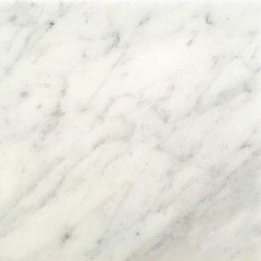 Carrara White Marble 12x12 Tile Polished Marble Bathroom Carrara Marble Tile Bathroom