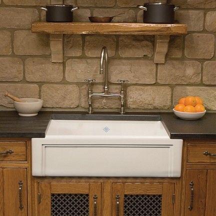 Shaws Entwistle 760 Butler Kitchen Sink from Bathrooms Online ...