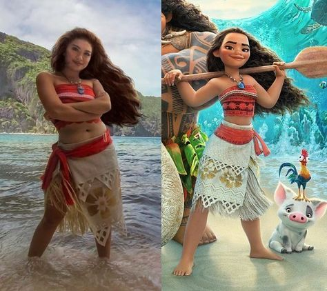 Disney Cosplay Moana Costume Guide to Fictionalize Your Personality - Here are the exclusive ideas to create a costume of Disney Moana. This guide will help you build your own Disney Cosplay for Halloween.
