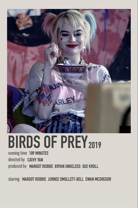 Birds of Prey - 2019