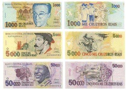 Curiosidades Sobre Dinheiro Brasileiro Com Imagens Frases