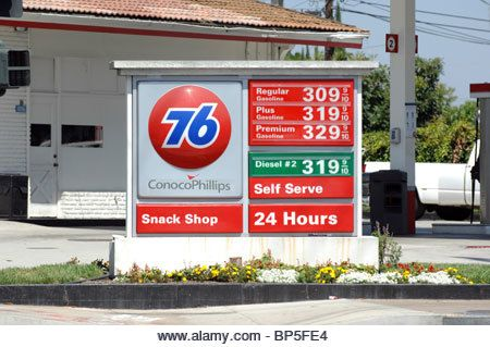 76 Gas Station Stock Photos 76 Gas Station Stock Images Alamy In 2020 Gas Station Gas Station Prices Station