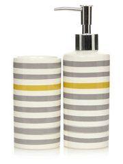 Best 25+ Yellow bathroom accessories ideas on Pinterest | Yellow ...