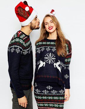 Co ord christmas jumpers for women