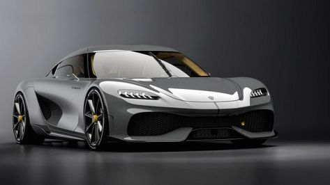 This is what a $1.9 million 'family-friendly' supercar looks like