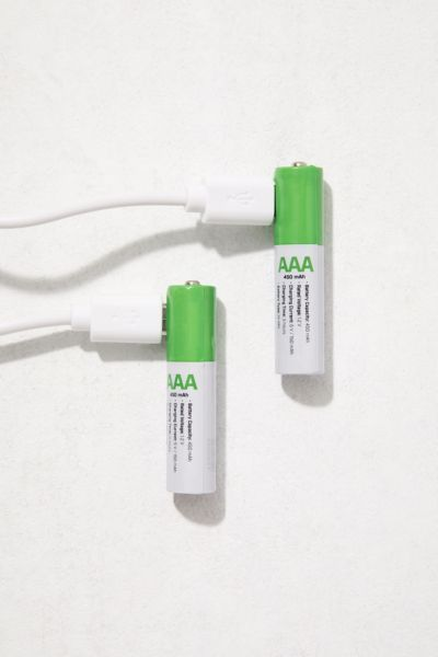 100 Percent Usb Rechargeable Aaa Battery Set Of 4 In 2021 Usb Rechargeable Battery Aaa Batteries