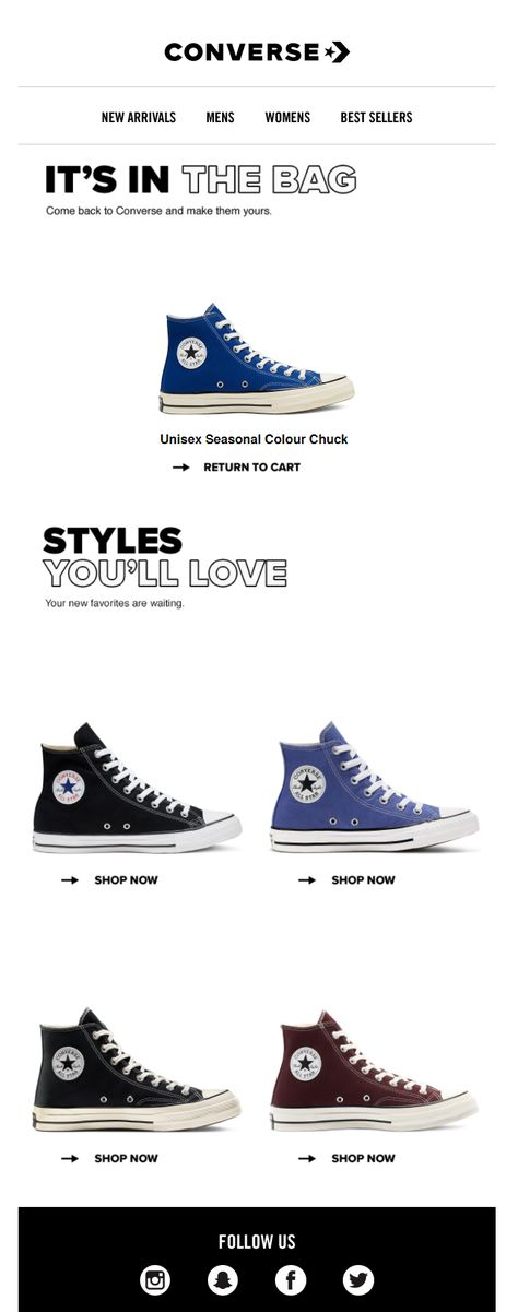 Official UK Store | Converse.com