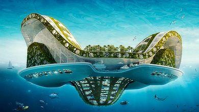 La arquitectura del futuro, inspirada en la naturaleza   Arquitectura,  Naturaleza, Diseños de casas