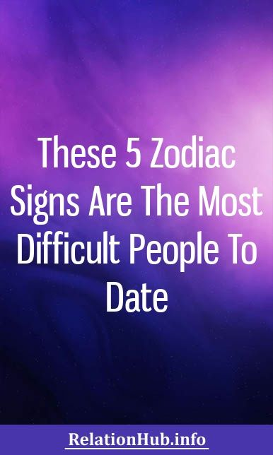 6 Zodiac Signs Who Are The Moodiest People On The Planet   Dating
