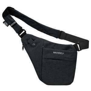 Men/'s Boys Small Travel Shoulder Cross Body Side Bag New Design Fashion Bag Uk