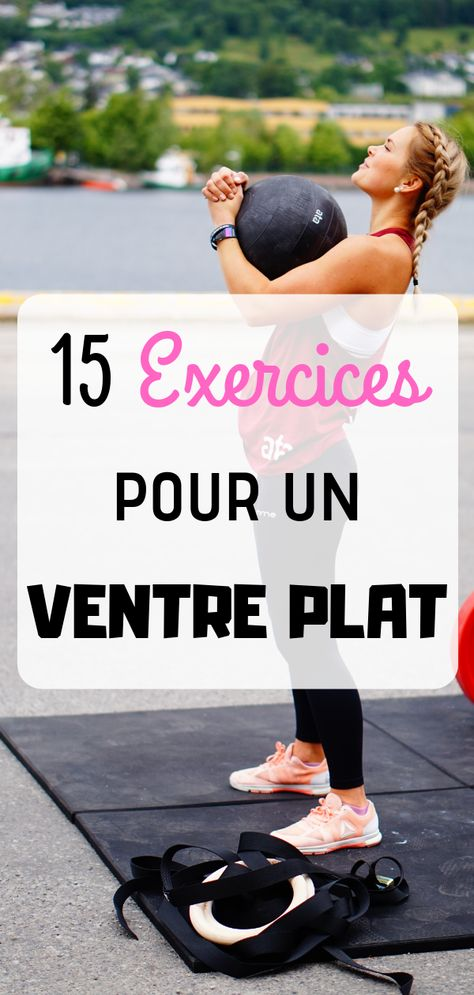 Exercice pour perdre du ventre: 15 exercices simples pour ...