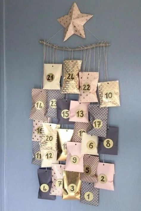 25+ arrival calendar decoration ideas to remember for a charming home accessories decor#homedecor#homefurniture (4) » KP Design