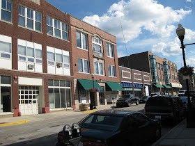 Odd Fellows Hall On Auto Row Aurora Illinois City Of Aurora Illinois Street View