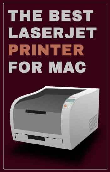 Which Is The Best Laserjet Printer For Mac Best Laser Printer Printer Good Things