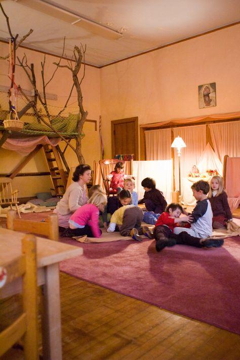 Cape Ann Waldorf School- for Killian's preschool and play groups
