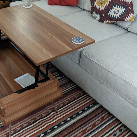 Cornelia Lift Top Coffee Table With Storage Lift Top Coffee