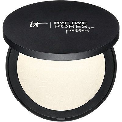 It Cosmetics Bye Bye Pores Pressed Anti-Aging Finishing Powder Color:TranslucentTranslucent