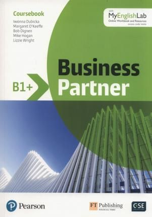 Pdf Download Business Partner B1 Coursebook And Standard Myenglishlab Pack Free By Iwona Dubicka Teacher Books Business Partner Pearson Education