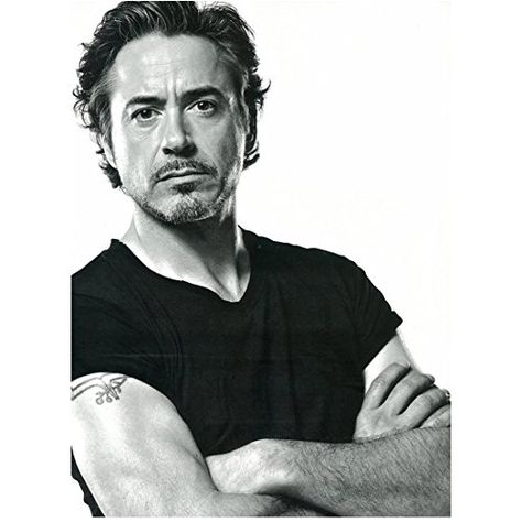 RDJ, stop being all attractive and smolder-y.