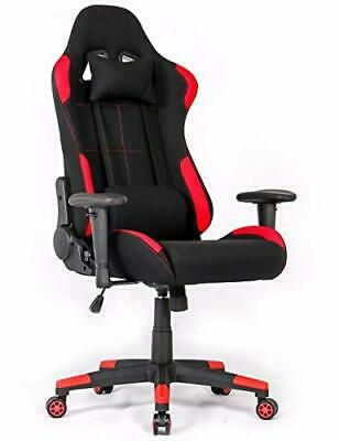 Sponsored Ebay Ergonomic Gaming Chair Racing Style Office Chair Recliner Computer Black Red Computer Chair Sport Chair Gaming Office Desk