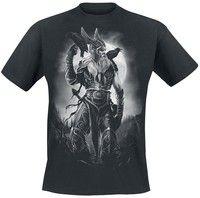 Toxic Angel Odin T-Shirt black Men Oneck Short Sleeve High quality Fashion Tshir. Toxic Angel Odin T-Shirt black Men Oneck Short Sleeve High quality Fashion Tshirts Printed on both