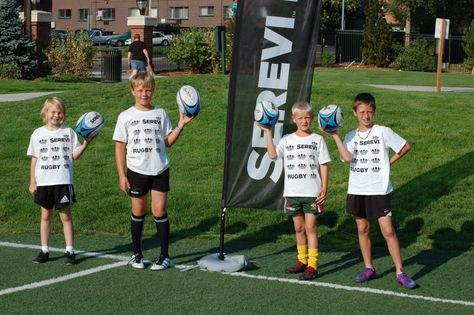 Serevi Rugbytown 7s Training Camp With Images Training Camp Rugby Camping