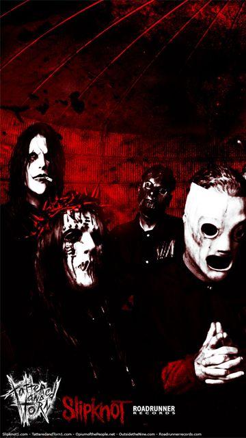 Slipknot Phone Wallpaper Bandas De Rock Metal Bandas Bandas De Rock