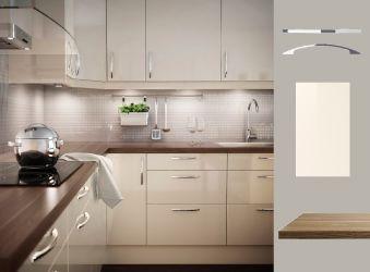 Ikea hochglanz küchenschränke u2013 dekoration bild idee