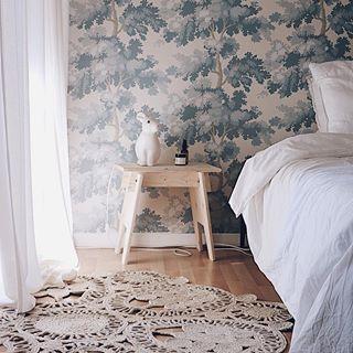 Home Wall Patterns En 2019 Papier Peint Chambre Chambre