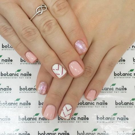 Make an original manicure for Valentine's Day - My Nails