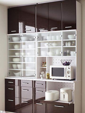 ボード 食器棚 Ikea のピン
