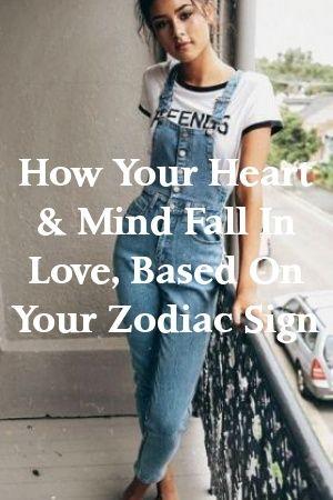 How Your Heart & Mind Fall In Love, Based On Your Zodiac Sign #ZodiacSign  #relationship #Libra  #Scorpio #Aquarius #entertainment#Tauruszodiac #Sagittariuszodiac