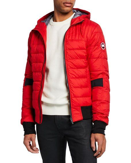 Canada Goose Men S Cabri Hooded Puffer Jacket Canada Goose Mens Quilted Puffer Jacket Puffer Jackets