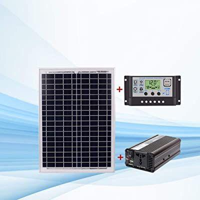 1a Innovation Solar Vorsprung Durch Sonnenenergie 100w Amazon De Elektronik In 2020 Solaranlage Sonnenenergie Solar