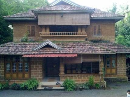 37 Trendy Ideas House Styles Exterior Green Life Indian House Plans Traditional House Plans Kerala House Design