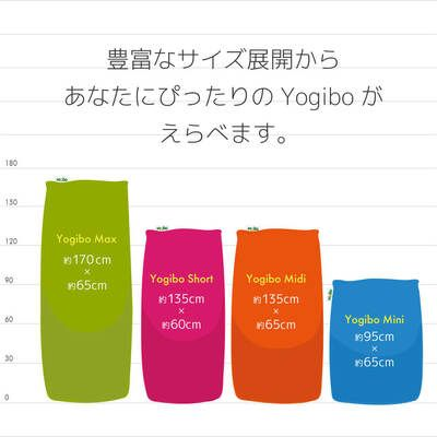 Yogibo ヨギボー Yogibo Max ヨギボー マックス 2020 ヨギボー ビーズクッション ソファ ビーズ