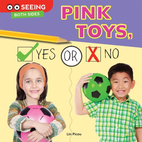 Pink Toys  Yes or No (eBook)
