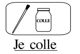 Je Colle Les Consignes A Afficher Dans La Classe Consignes Collant Trucs Et Astuces