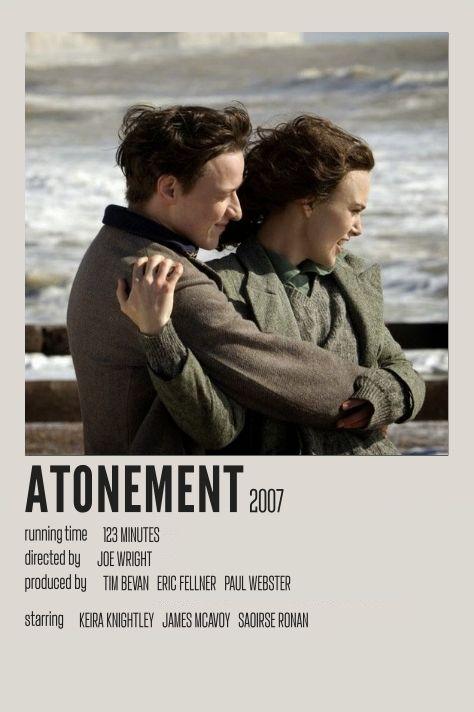 Atonement alternative poster