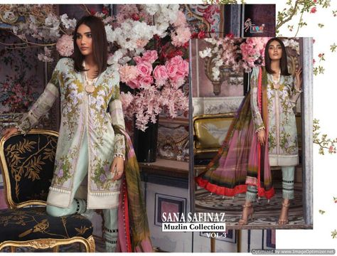 e737702542 Specification : NAME : Shree Sana Safinaz Muzlin 3 TOTAL DESIGN : 6 PER  PIECE RATE : 665/- FULL CATALOG RATE : 3990/-+(5%GST) + Shipping Charge  WEIGHT : 6 ...