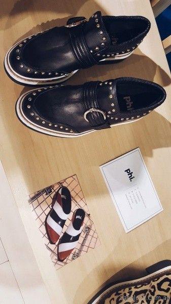 Zapatos Phi Mujer Invierno ShoesSandalia Planos 2018 Para XN8OPZ0knw
